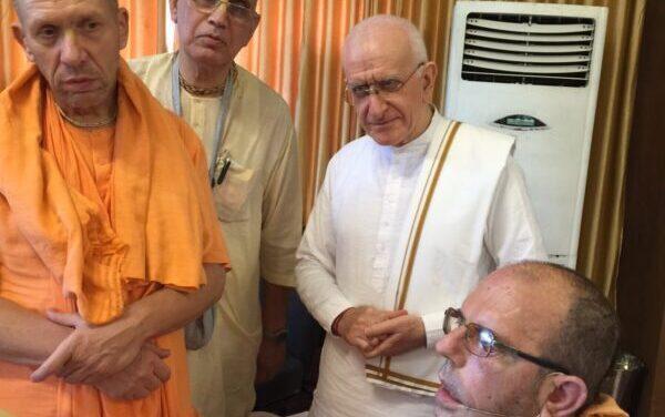 Let's Ask a GBC- with Jayapataka Swami