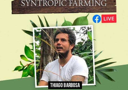 Syntropic Farming – Live with expert teacher on Facebook