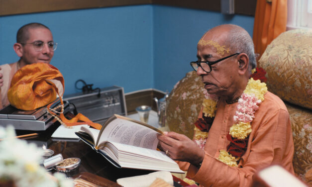 Srila Prabhupada-Our Preeminent Siksha Guru