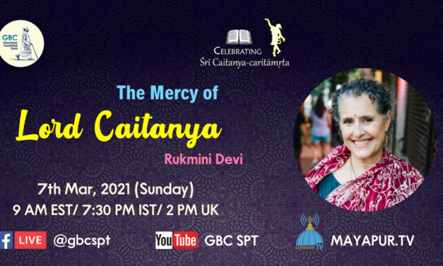 The Mercy of Lord Caitanya