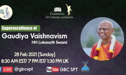 Superexcellence of Gaudiya Vaishnavism