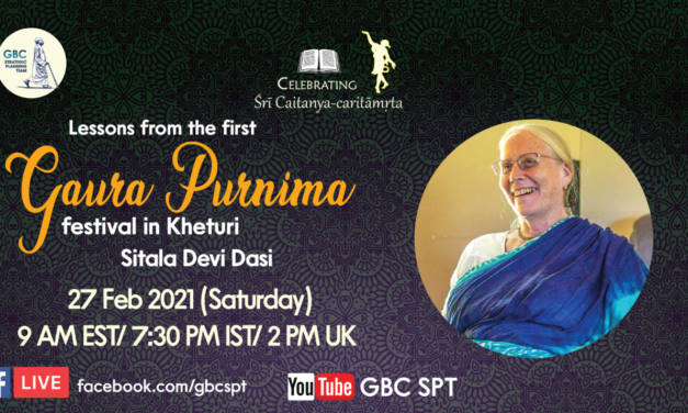 First Gaur Purnima festival in Kheturi-What does it teach us?