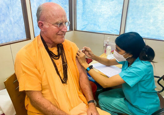Why I Decided That Getting Vaccinated Against COVID-19 Was the Right Choice for Me
