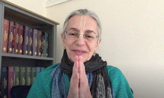 Health and well-being advice for these challenging times, made by devotees