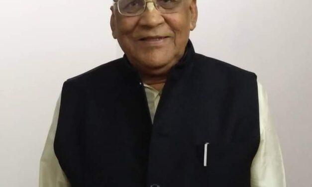 Mahaprabhu Das (Mumbai) departs