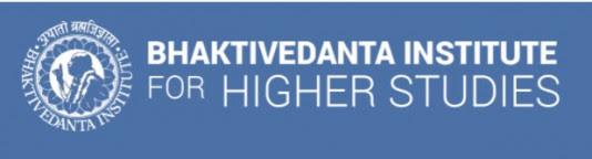 Bhaktivedanta Institute for Higher Studies Newsletter