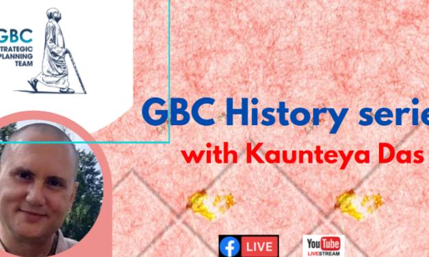 GBC History
