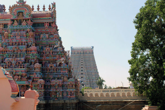 Investigations into the Antiquity of the Ranganatha Temple in South India