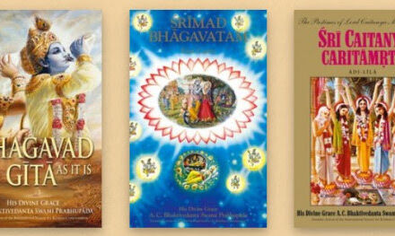 """Changes to Prabhupada's books: The Editorial Review Panel Shares Its """"Editorial Principles"""""""