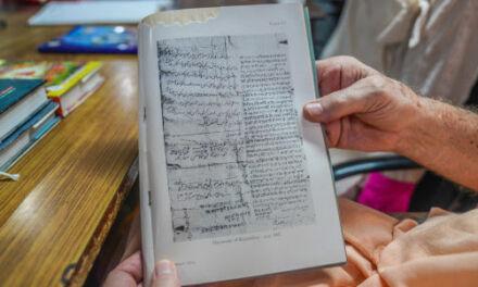 The original books of our Acaryas!